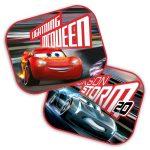 Disney autós napellenző  2db-os - CARS 3