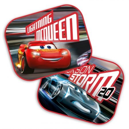 Disney autós napellenző  2db-os - CARS 3