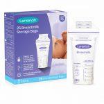 Lansinoh anyatejtároló fagyasztózacskó - 25 db/csomag