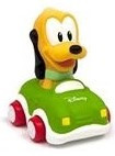 Clementoni Disney Baby Soft and Go Kisautó - Pluto