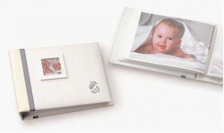 Russberrie The Lullaby Collection fotó album - ezüst