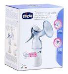 Chicco Natura lFeeling kézi mellszívó - Step Up New cumisüveggel