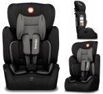 Lionelo Levi Simple 9-36kg biztonsági autósülés - Black