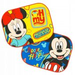 Disney autós napellenző  2db-os - Mickey & Minnie