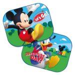 Disney autós napellenző  2db-os - MICKEY MOUSE