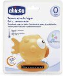 Chicco Halacska vízhőmérő 32-38°C - narancssárga