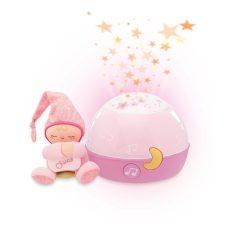 Chicco Zenélő Csillagok projektor – rózsaszín