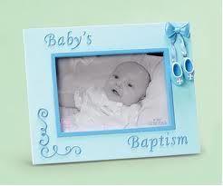 Russberrie Small Blessings képkeret - kék