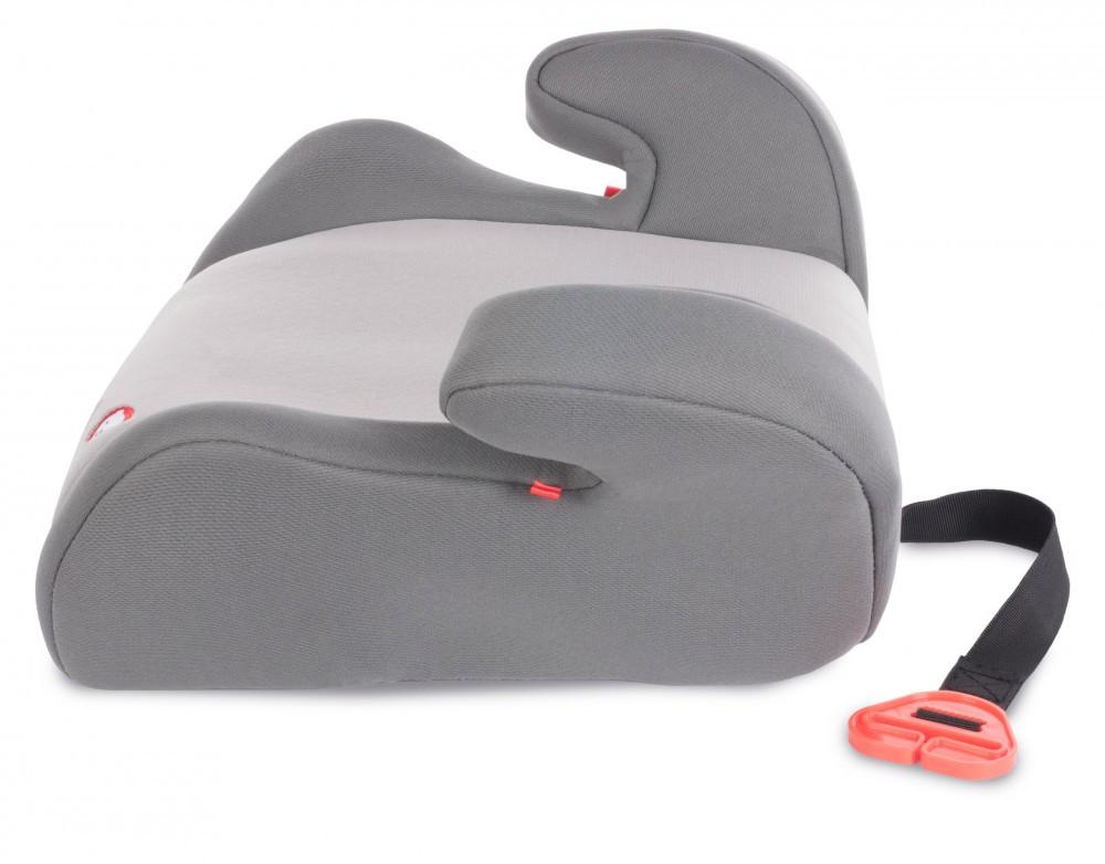 b6a8075247 Lionelo Luuk ülésmagasító 15-36 kg - világosszürke - Baby Shop