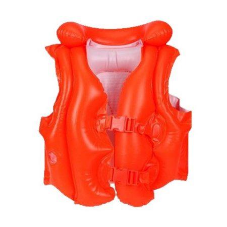 Intex úszómellény - narancs