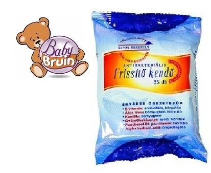 Baby Bruin 40 db-os nedves törlőkendő