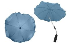 Univerzális napernyő babakocsihoz - Kék
