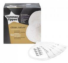 Tommee Tippee Closer To Nature melltartóbetét - 50db/csomag