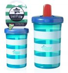 Tommee Tippee Free Flow Super Sipper pohár 6+ kék