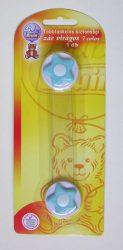 Baby Bruin többfunkciós biztonsági zár, 7 colos - kék