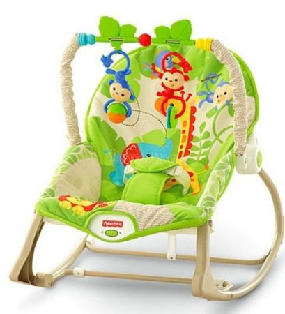 Fisher-Price kisállatos pihenőszék