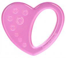 Canpol hűtőrágóka - rózsaszín szív