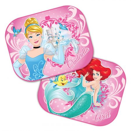 Disney autós napárnyékoló 2 db-os - Princess