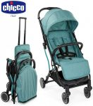 Chicco TROLLEYme babakocsi automata zárral  0h +  Emerald