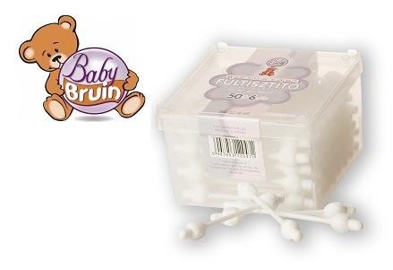 Baby Bruin Biztonsági fültisztító 60 db-os