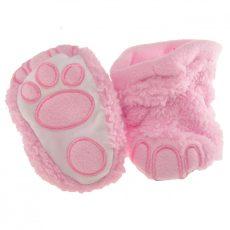 Yo! Bébicipő -  Rózsaszín tappancsos 6-12 hó