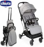 Chicco TROLLEYme babakocsi automata zárral  0h + Light Grey