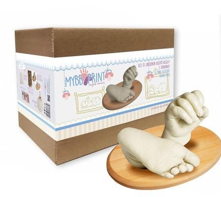 Kéz- és lábszobor készítő készlet