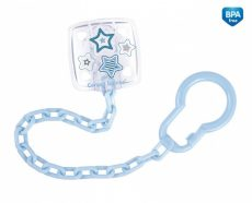 Canpol cumitartó lánc - kék csillagos