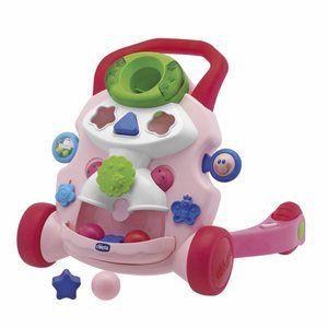 Chicco Tili-Toli bébi készségfejlesztő játék - rózsaszín