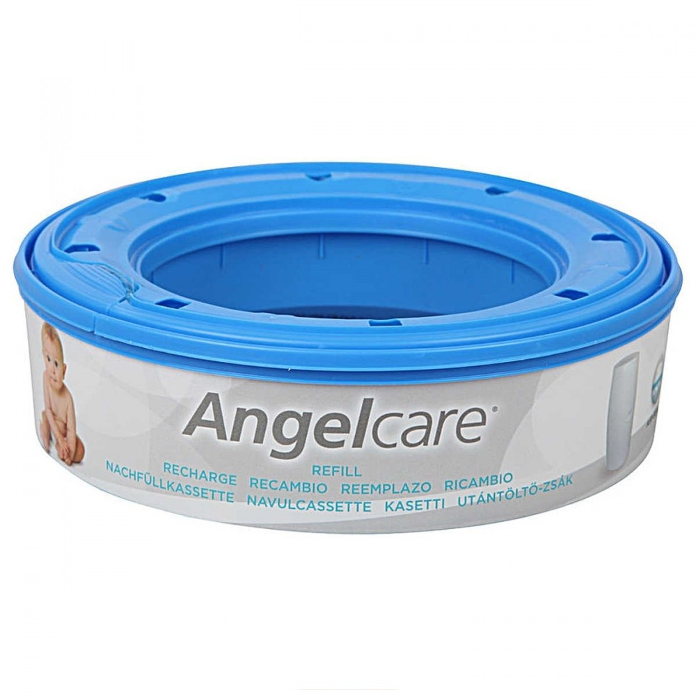 Angelcare Captiva pelenkatároló utántöltő kazetta - 1db - Baby Shop e73872727c