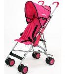 Asalvo Moving sport babakocsi - Pink
