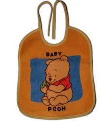 Disney Baby megkötős nagy előke - Micimackó