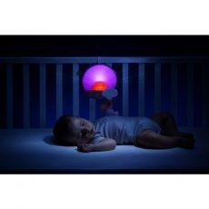 Chicco Naplemente - Napfelkelte projektor - rózsaszín