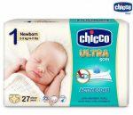 Chicco Ultra Soft pelenka 2-5 kg  27db