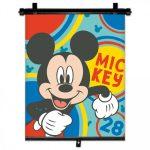 Autó ablakra árnyékoló roló  1 db - Mickey