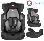 Lionelo LEVI ONE 9-36kg biztonsági autósülés - Black
