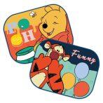 Disney autós napellenző  2db-os - Winnie the Pooh