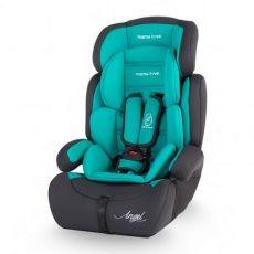 Mama Love Angel 9-36kg biztonsági autósülés - fekete/zöld