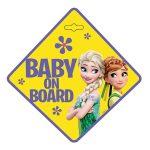 Disney  Baby on Board - Frozen
