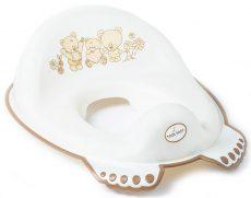 Tega Baby WC szűkítő - gyöngyház maci