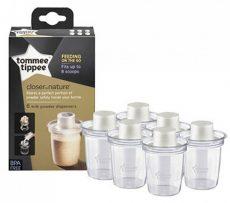 Tommee Tippee Closer To Nature tápszeradagoló 6db/csomag