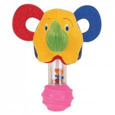 K's Kids Boldog Elefánt műanyag csörgő