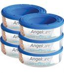 Angelcare Captiva pelenkatároló utántöltő zsák 6 db csomag