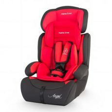 Mama Love Angel 9-36kg biztonsági autósülés - fekete/piros