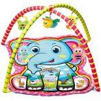 Elefántos baby játszószőnyeg