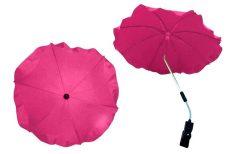 Univerzális napernyő babakocsihoz - Rózsaszín