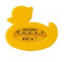 Canpol fürdővíz hőmérő -  sárga kacsás